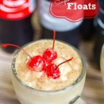 Share a Coke and try this Super Simple Ice Cream Coke Floats Recipe #ShareItForward #Shop