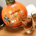 Fall Drink: Blasted Pumpkin Shot