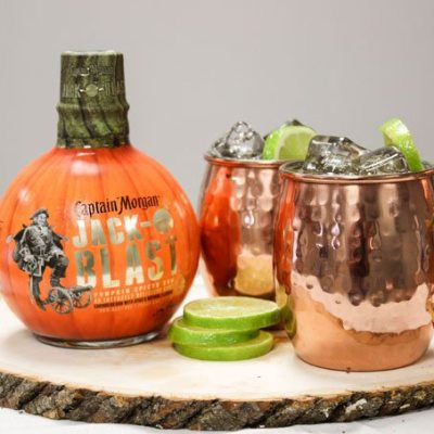 Mutiny Mule – a Delicious Fall Drink
