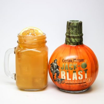 Orange Pumpkin Smash – a Fall Drink you HAVE to try!