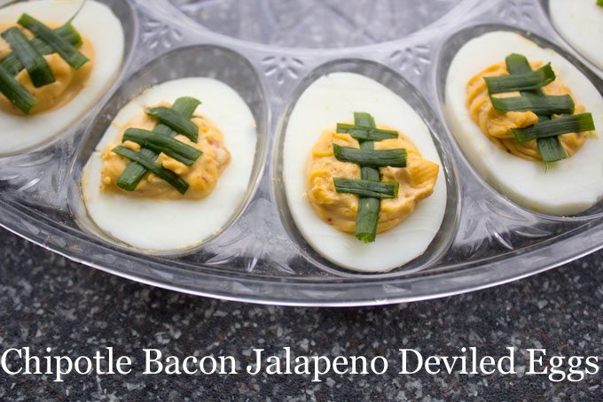 Are YOU ready for the Big Game? Chipotle Bacon Jalapeno Deviled Eggs for the Big Game win! + a #giveaway #VivaLaMorena #CollectiveBias #ad