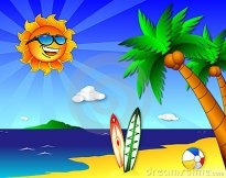 sun fun no internet daily dividend cash flows when you are away