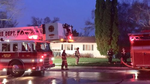 small resolution of  beaver dam the beaver dam fire department handled an unusual electrical fire tuesday night crews responded to reports of a sparking fuse box at 109 stone