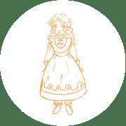 Self-hardening-dolls
