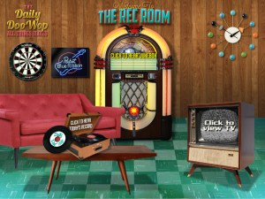 recroom wop doo oldies daily records dailydoowop 60s rec background songs radio play tv rock roll fan song 50s csun