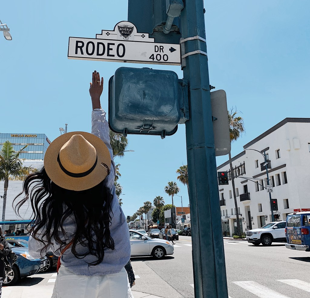 Rodeo Drive Most Instagrammable Spots in LA!