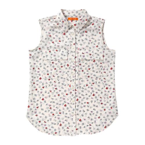 joe fresh butterfly top