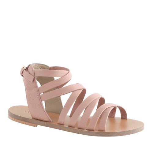 jcrew strappy sandals