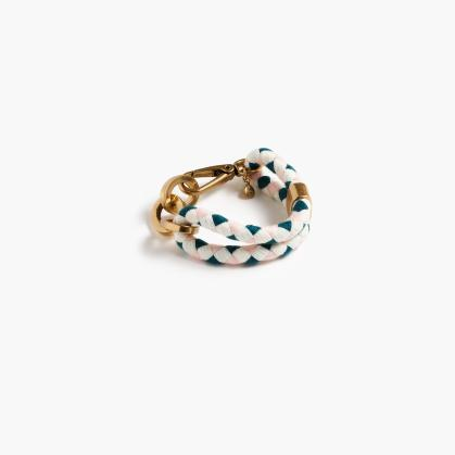 jcrew diamond rope bracelet