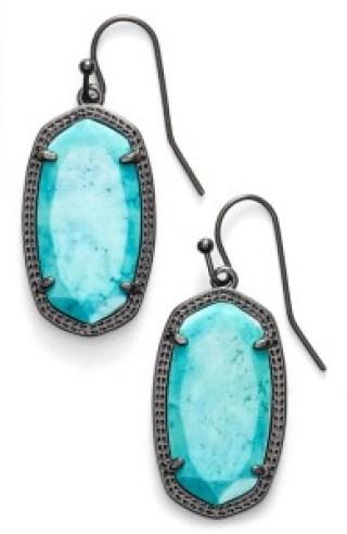 kendra scott 'Dani' Stone Drop Earrings