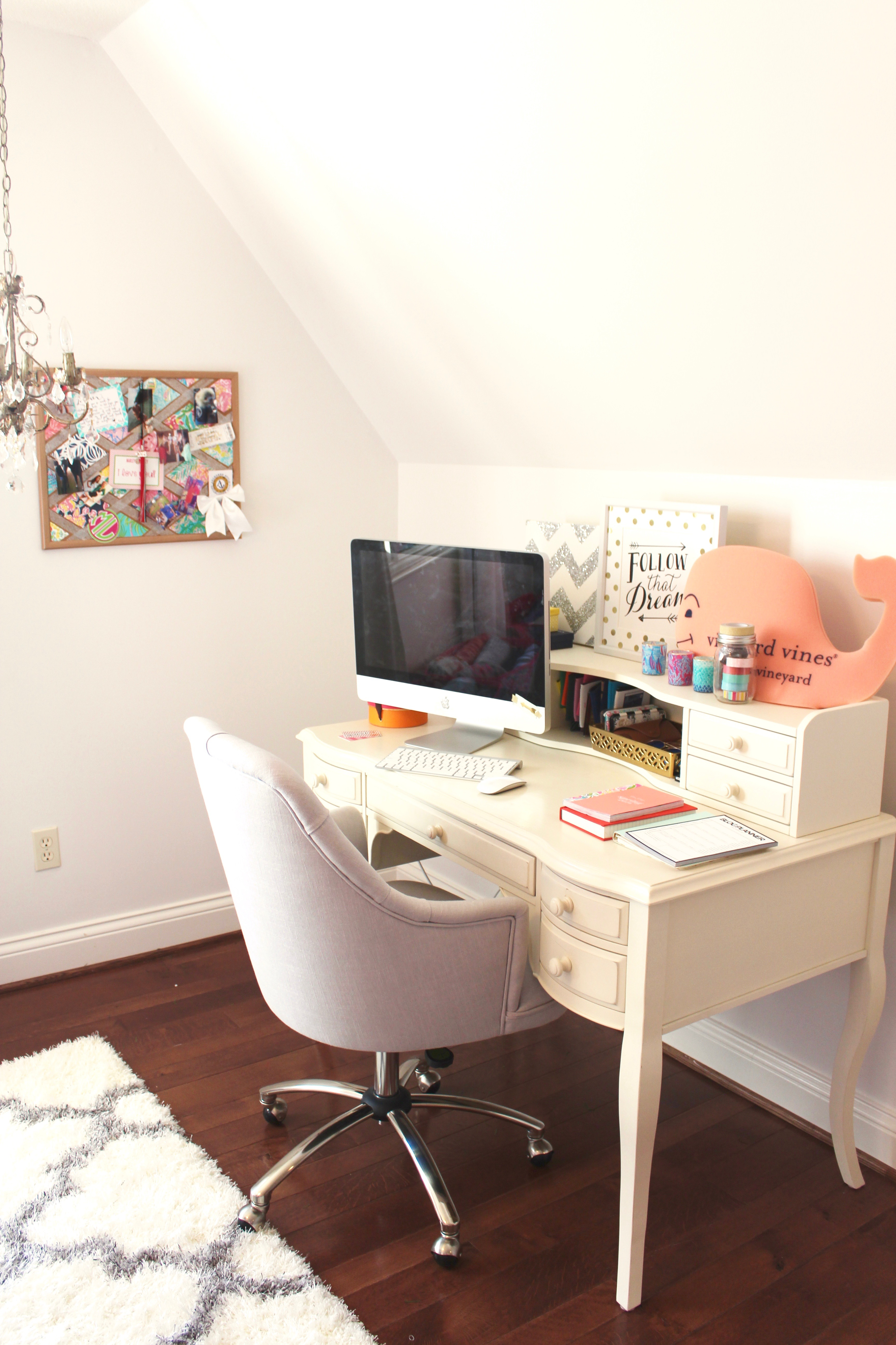 My Room Tour  VIDEO Lilly Pulitzer Inspired Room  Daily Dose of Charm