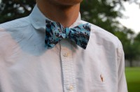 How to Tie a Bow Tie   Featuring The Bow Tie Clubs ...