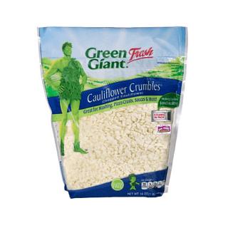 Green Giant Cauliflower Crumbles