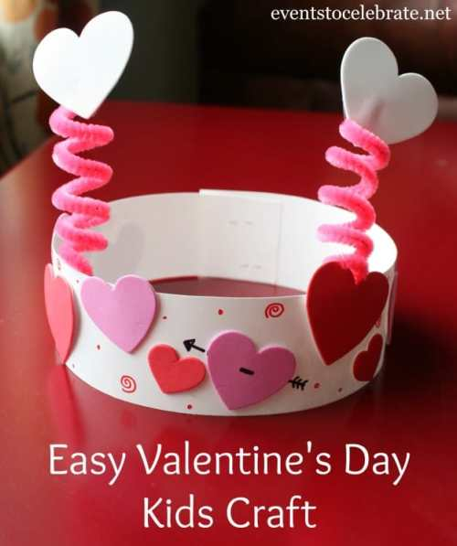 Valentine's Day Ideas for Kids