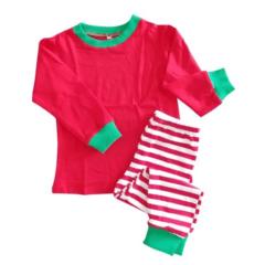 Kids Christmas Pajamas Blank for Crafts