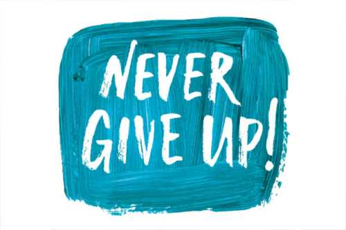 Be tenacious when making money from your Cricut, never give up!