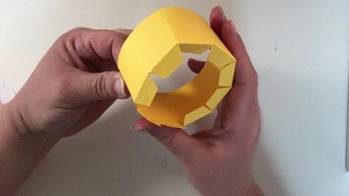Making a miniature graduation cap for your DIY decor