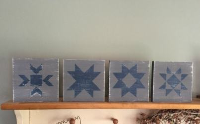 quilt blocks svg painted diy cut star file wood painting farmhouse