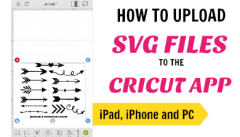 How to Make a Hair Bow with Your Cricut - Free Bow SVG File