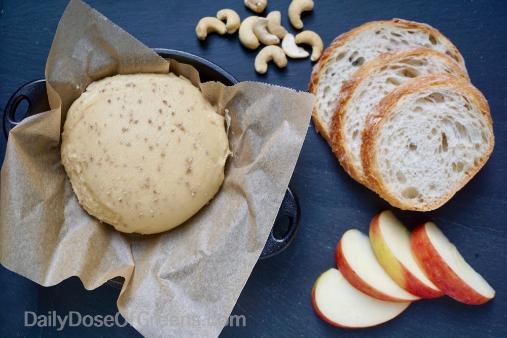 basic cashew cheese