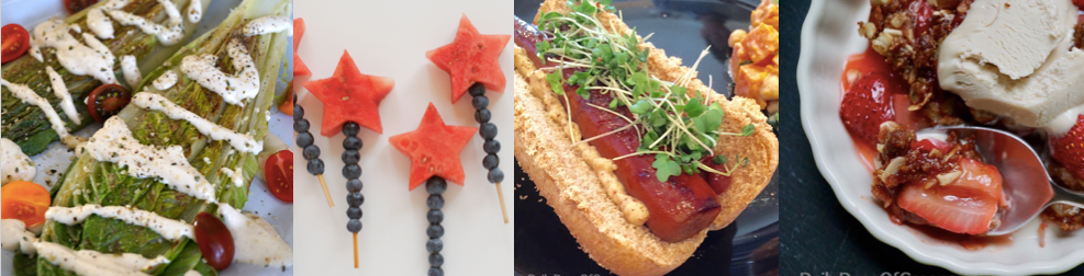 Recipe Roundup: 4th of July