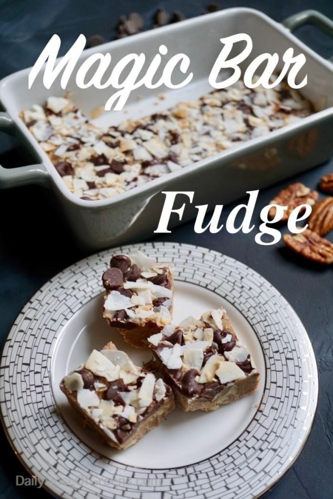 magic bar fudge