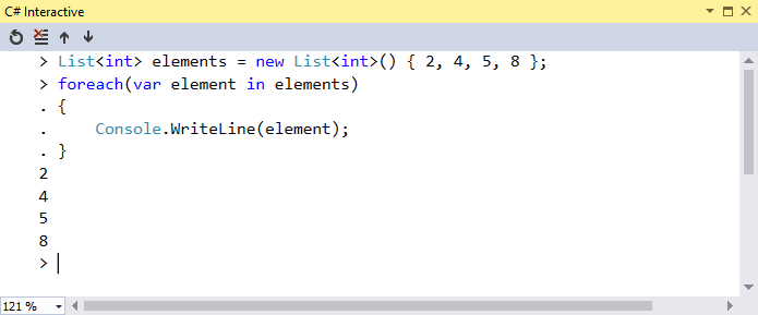 Writing Complex, Dynamic, LINQ Code Snippet in C# Interactive Window