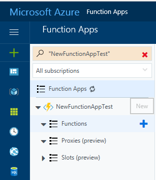 5 simple steps to create and test your first Azure Function App