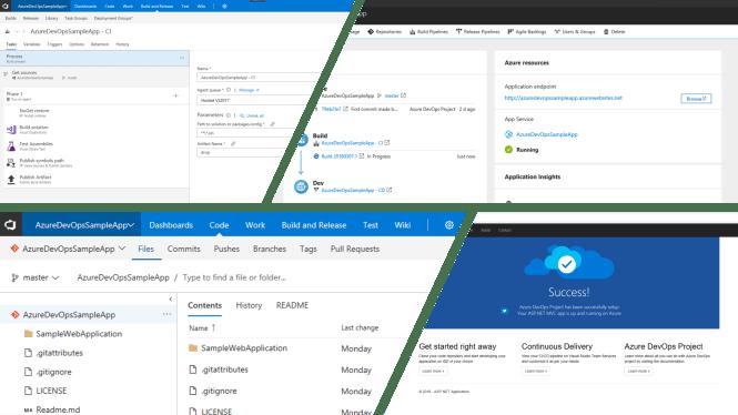 Azure DevOps Project