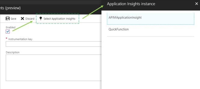 Integrate Azure Application Insights with Azure API Management (APIM) - Select AI