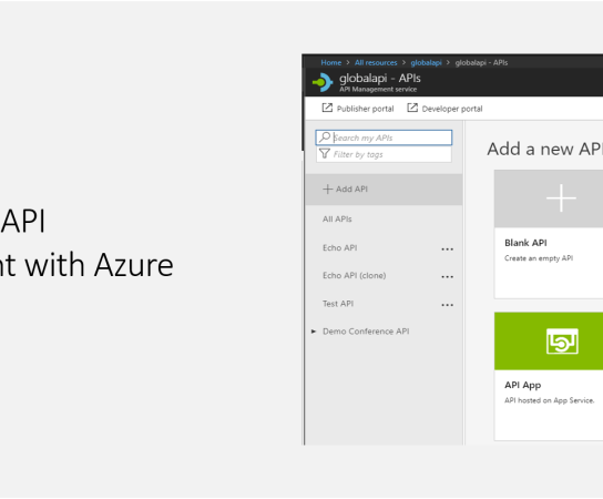 Using Azure API Management with Azure Function