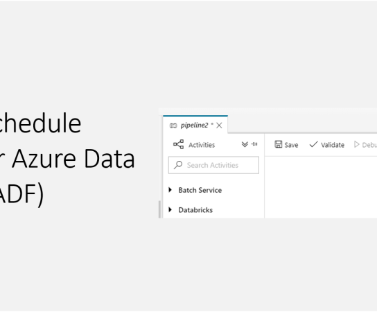 How to schedule trigger for Azure Data Factory (ADF) Pipeline?