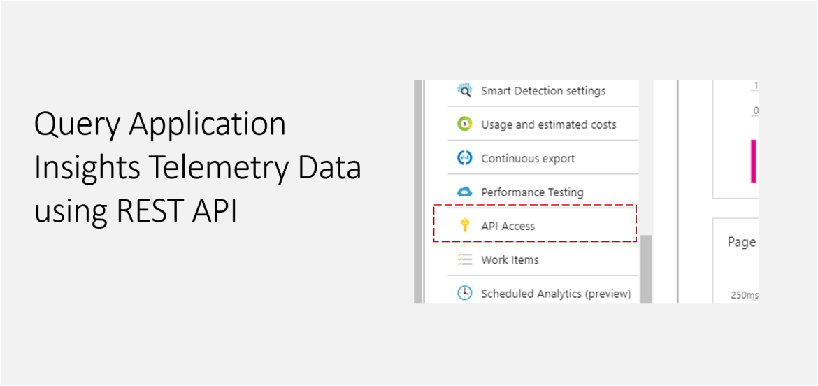 Query Application Insights Telemetry Data using REST API
