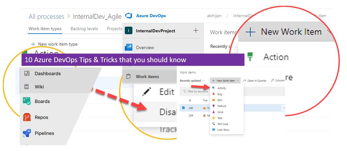 10 Azure DevOps Tips & Tricks that you should know