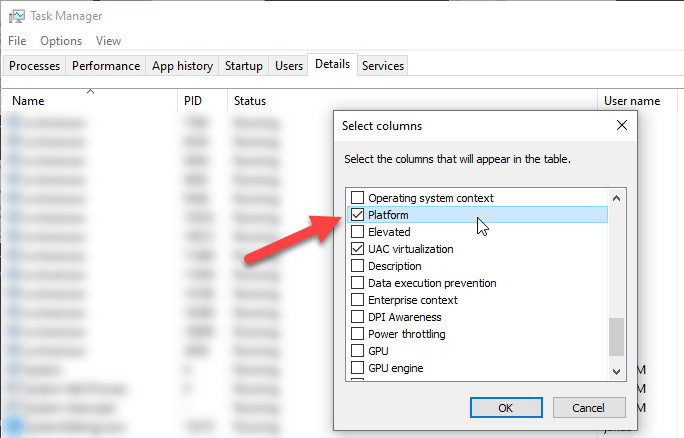 Visual Studio 2022 - 64bit- Check Platform Version