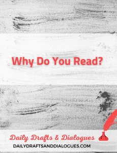 Why Do You Read_ Blog