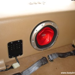 1995 Jeep Yj Radio Wiring Diagram Interior Heart Custom Center Console Subwoofer Box, Custom, Free Engine Image For User Manual Download