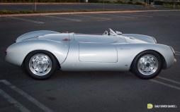 1955, 550 Porsche Spyder