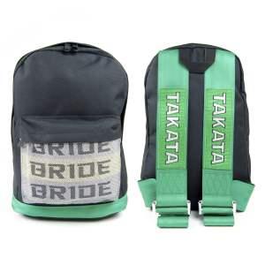 BRIDE / Takata Racing Harness Backpack