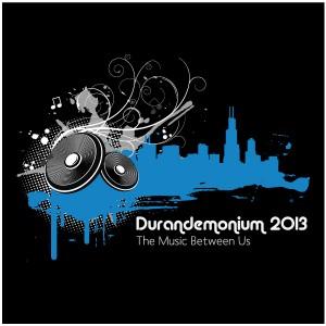 durandemonium t-shirt design