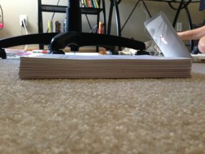 Our manuscript