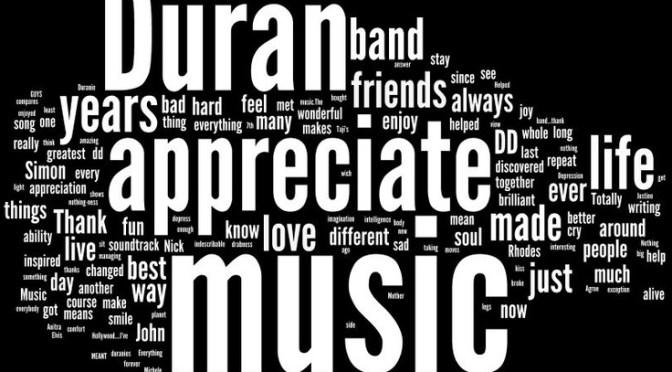 Duran Duran Appreciation Day 2019!