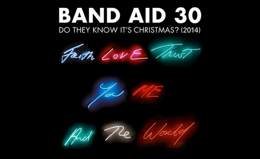 Band Aid 30 – It's Not Really Christmas Yet
