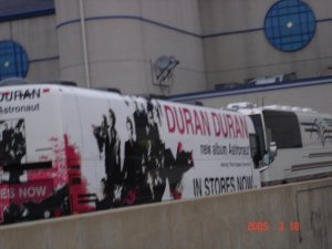 Astronaut Bus All State Arena 2005