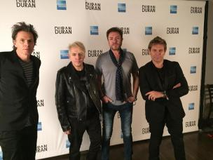 photo courtesy of Duran Duran/Twitter