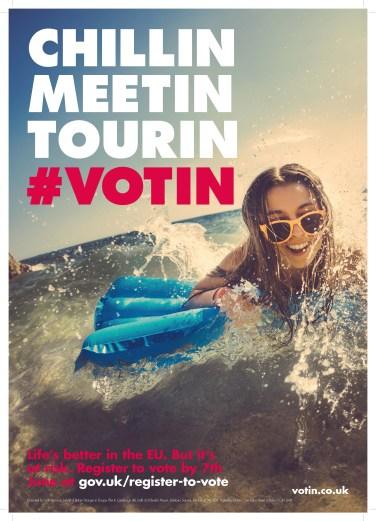 #votin stronger in chillin meetin tourin