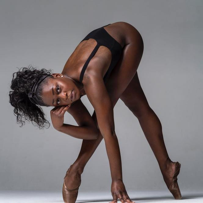 dutch national ballet, dance, ballet, pointe, dancer, tutu, ballerina, Michaela DePrince, black ballerina