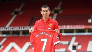 Angel Di Maria is one of the 10 Most Disappointing Premier League Players of The 2014-15 Season
