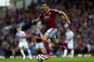 Downing is one of the fastest players in the premier league this season