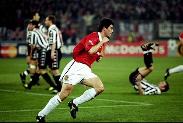 Juventus 2-3 Manchester United is one of the Top 10 Champions League Comebacks